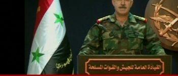 زیاد موشکهای دشمن متجاوز رهگیری شد / ارتش سوریه
